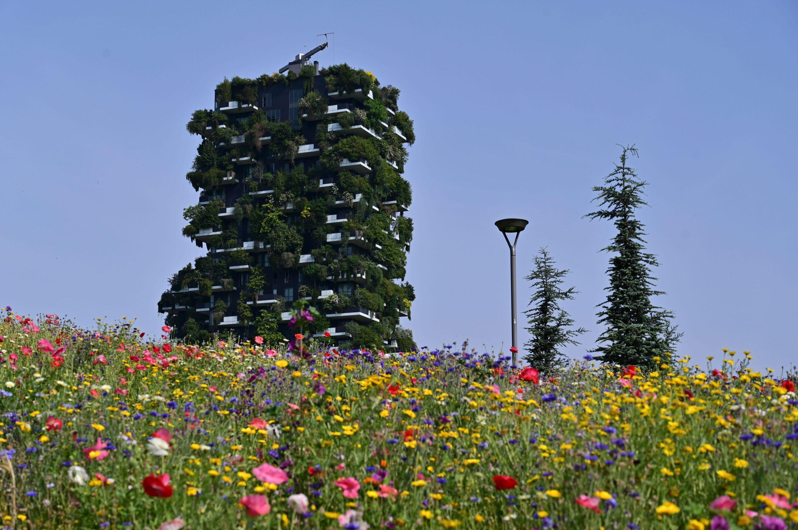 A 'mutant building' in Milan is saving energy and pleasing residents