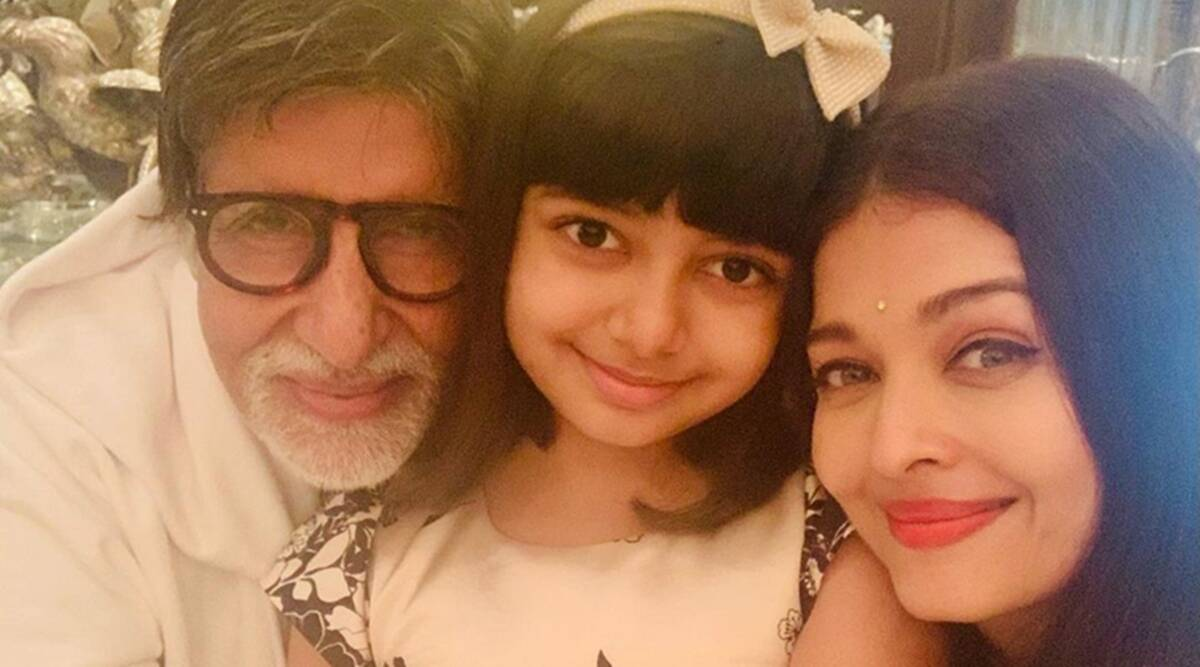 Aaradhya turns 9: Grandfather Amitabh Bachchan shares adorable collage on her birthday