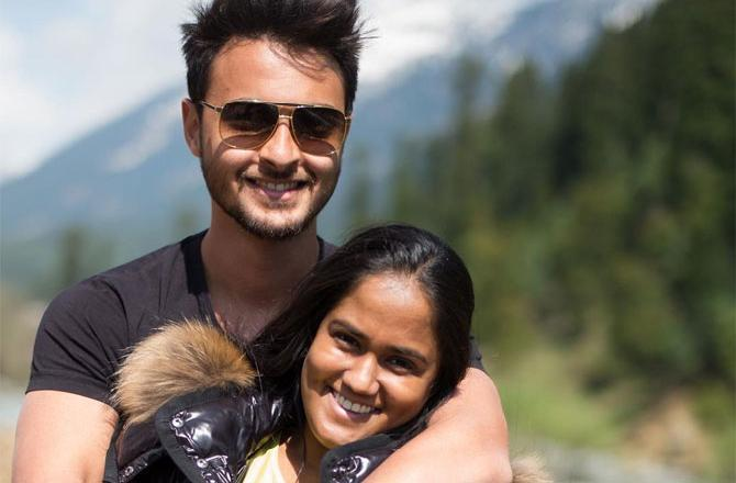 Aayush Sharma on anniversary: We have been married for 6 years but feels like I know you since forever
