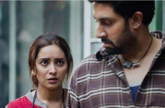 Abhishek Bachchan on Ludo co-star Asha Negi: Her talent is there to speak for itself