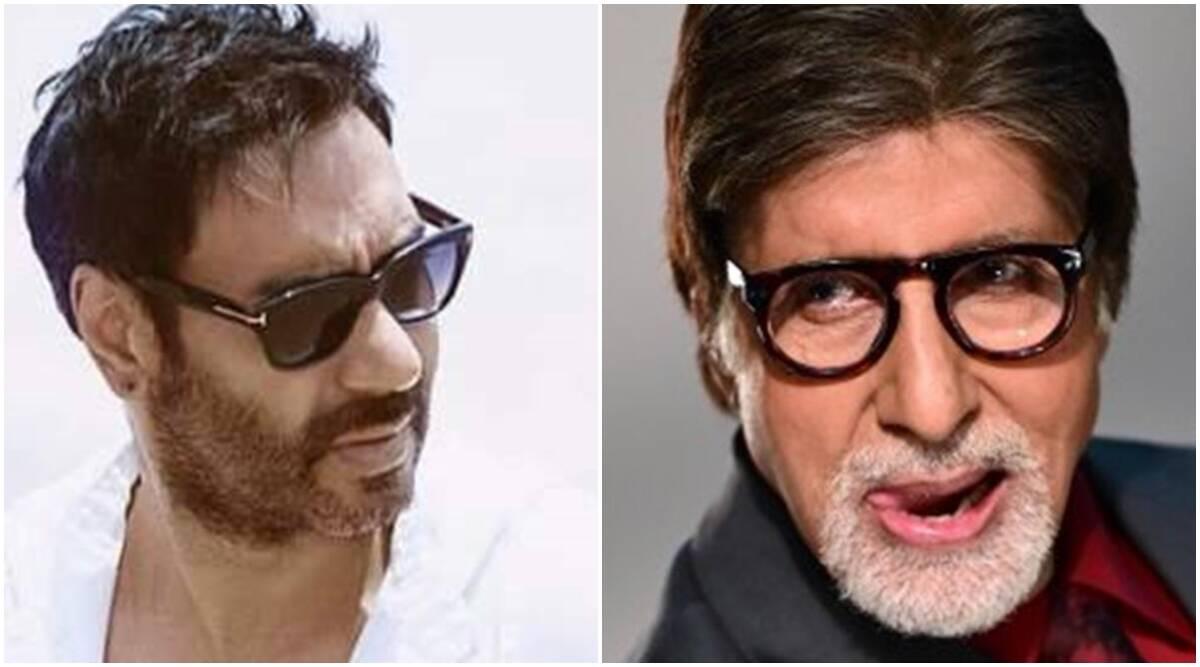 Ajay Devgn to helm Amitabh Bachchan movie Mayday