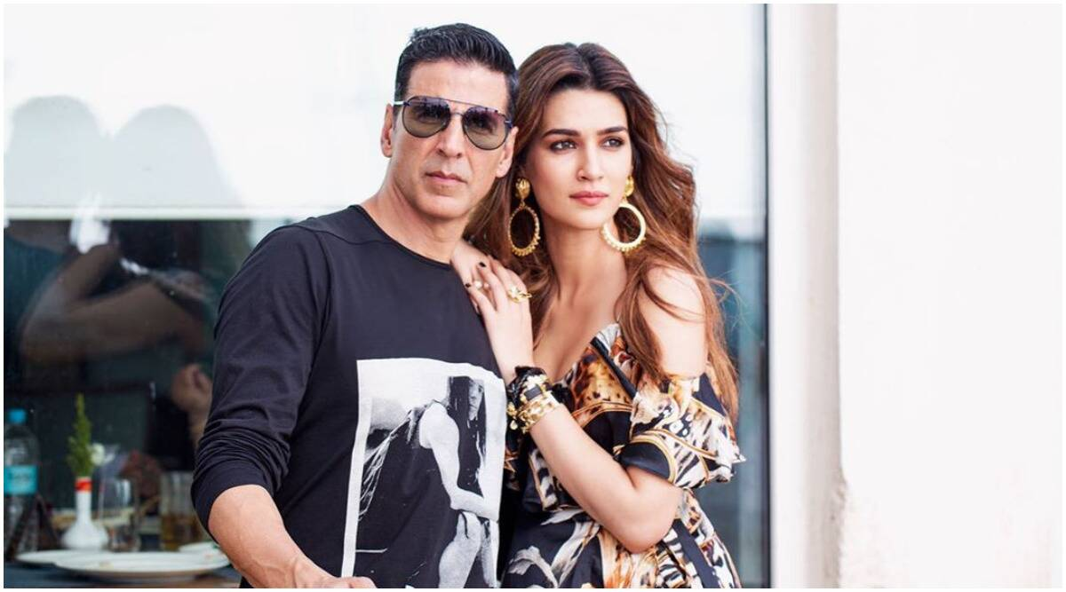Akshay Kumar and Kriti Sanon to start shooting for Bachchan Pandey in January