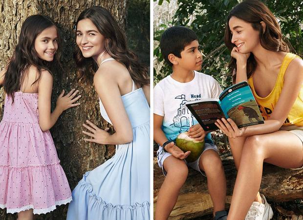 Alia Bhatt dons the entrepreneur's hat, launches kids-wear brand called Ed-a-mamma : Bollywood News – Bollywood Hungama