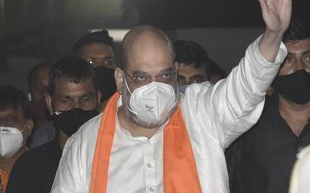 Amit Shah to get a sense of political situation in T.N., provide strategies