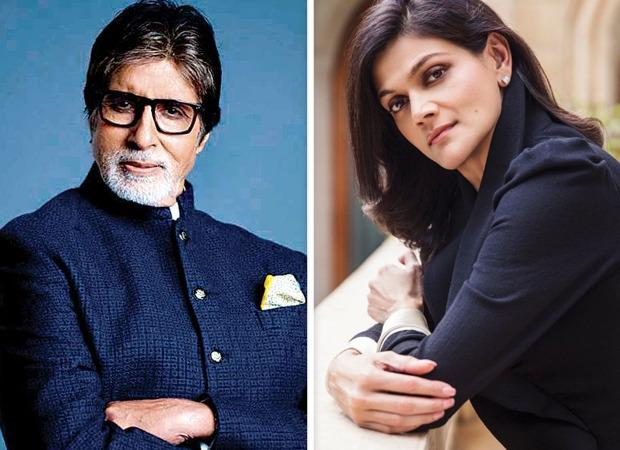 Amitabh Bachchan, Neerja Birla converse on mental health : Bollywood News – Bollywood Hungama