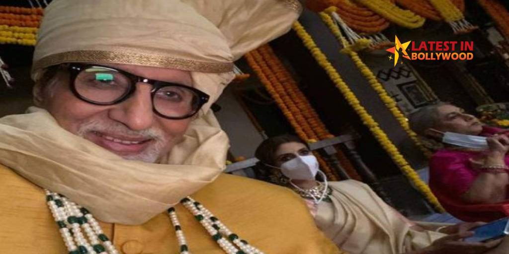 Amitabh Bachchan Share Selfie With Wife Jaya Bachchan And Daughter Shweta Bachchan