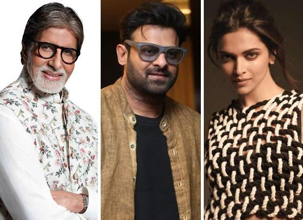 Amitabh Bachchan will feature in a full length role in Prabhas and Deepika Padukone starrer film : Bollywood News – Bollywood Hungama