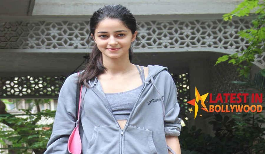 Ananya Panday Shares Glimpses Of Her Childhood Days On Her Nani's Birthday