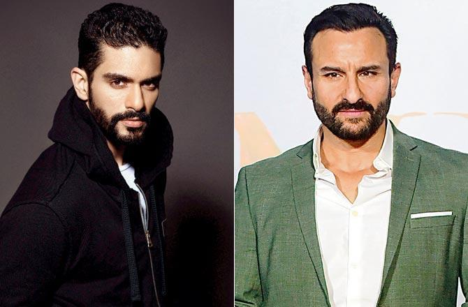 Angad Bedi to play Saif Ali Khan's son in Adipurush?
