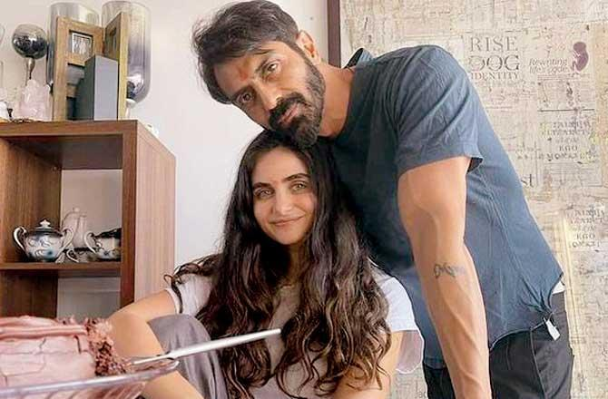 Arjun Rampal celebrates birthday with Gabriella, kids: 'Luckily don't feel 48 but age is just a number'