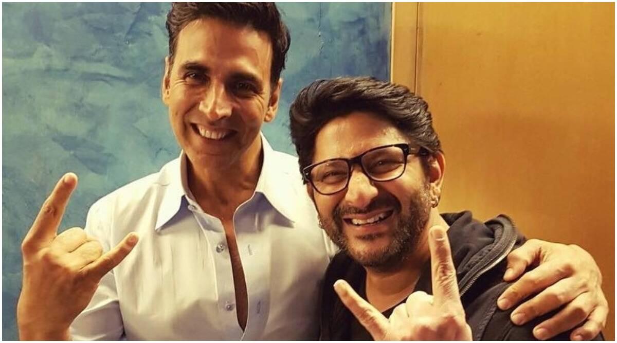Arshad Warsi joins Akshay Kumar in Bachchan Pandey