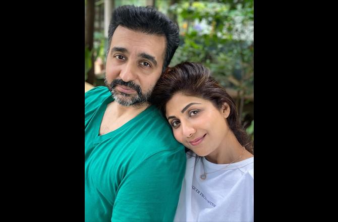 As Shilpa Shetty and Raj Kundra celebrate 11 years of marriage, she says, 'I still have eyes only for you'