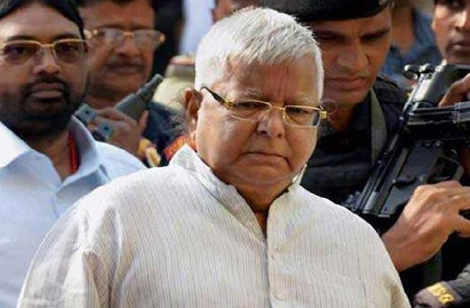 Audio clip of 'Lalu's telephonic talk with MLA' raises political heat