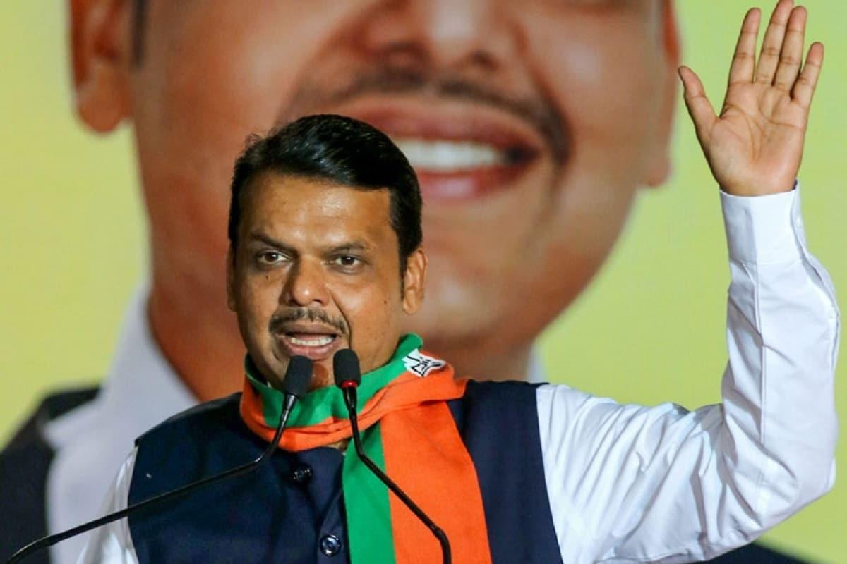 BJP's Fadnavis Targets MVA Govt on Issues of Farmers, Maratha Quota