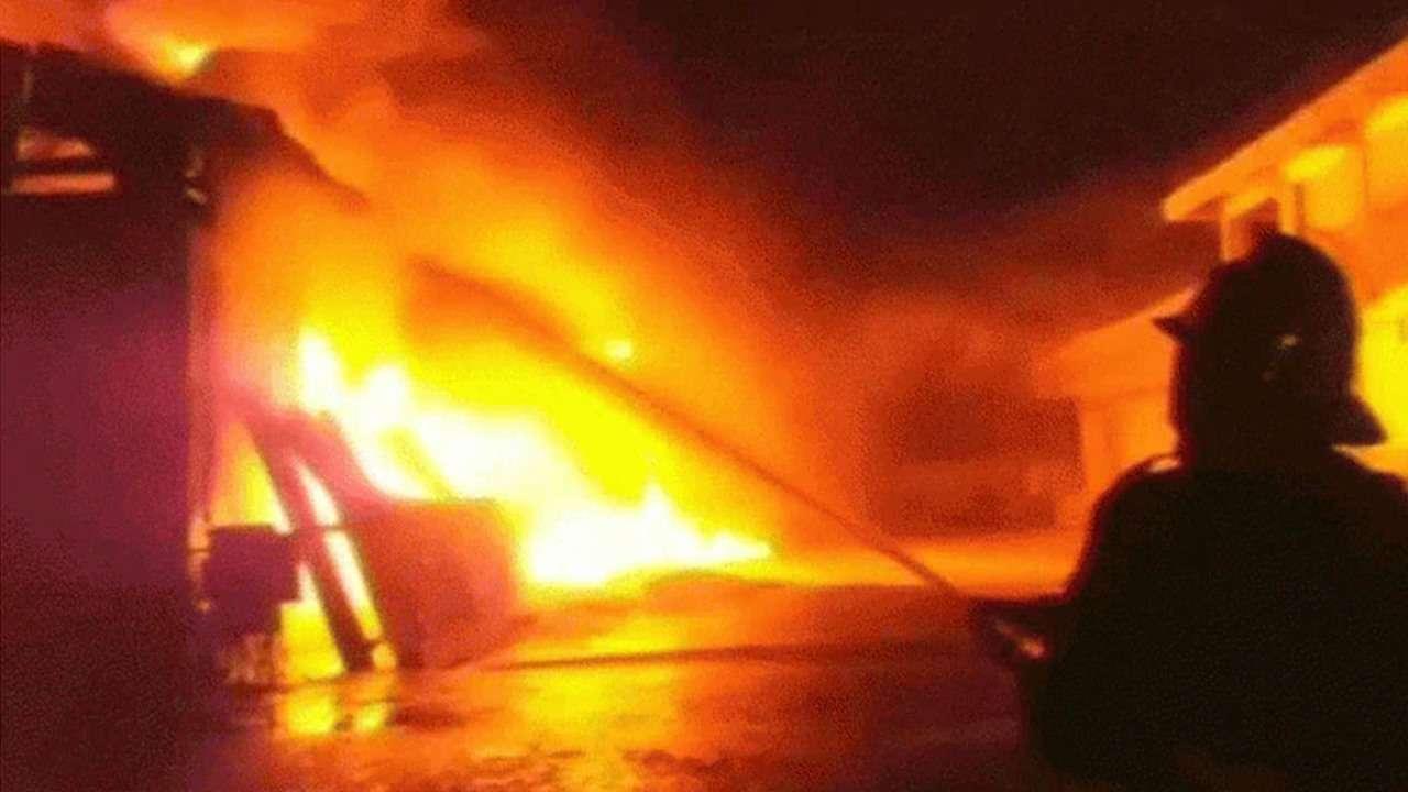 BREAKING: Fire breaks out at ICU of COVID hospital Gujarat's Rajkot, 3 dead