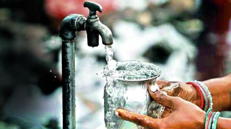 Bhagiratha water to replace Bisleri bottles in Telangana government offices