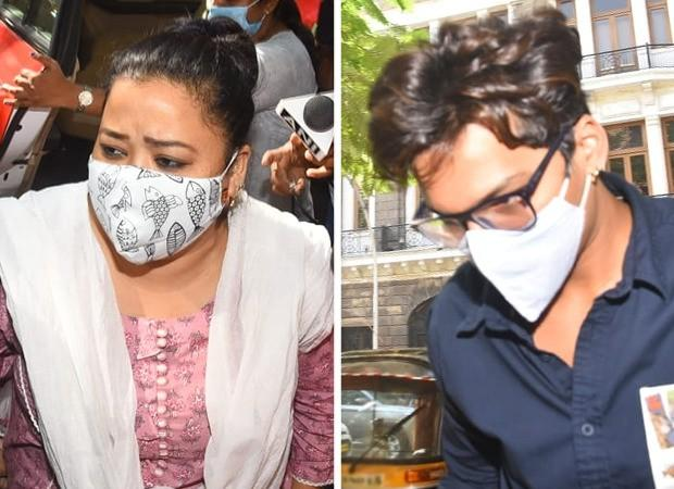 Bharti Singh and Haarsh Limbachiyaa sent to 14-day judicial custody in drugs case : Bollywood News – Bollywood Hungama