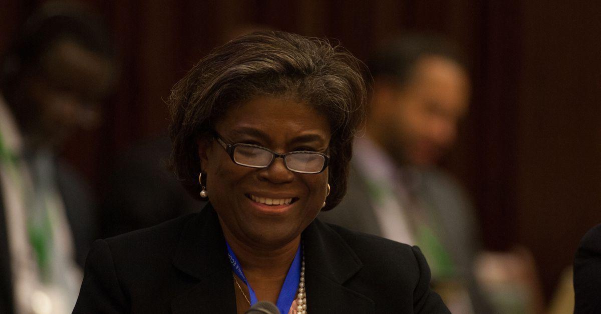 Biden announces veteran diplomat Linda Thomas-Greenfield as UN ambassador pick