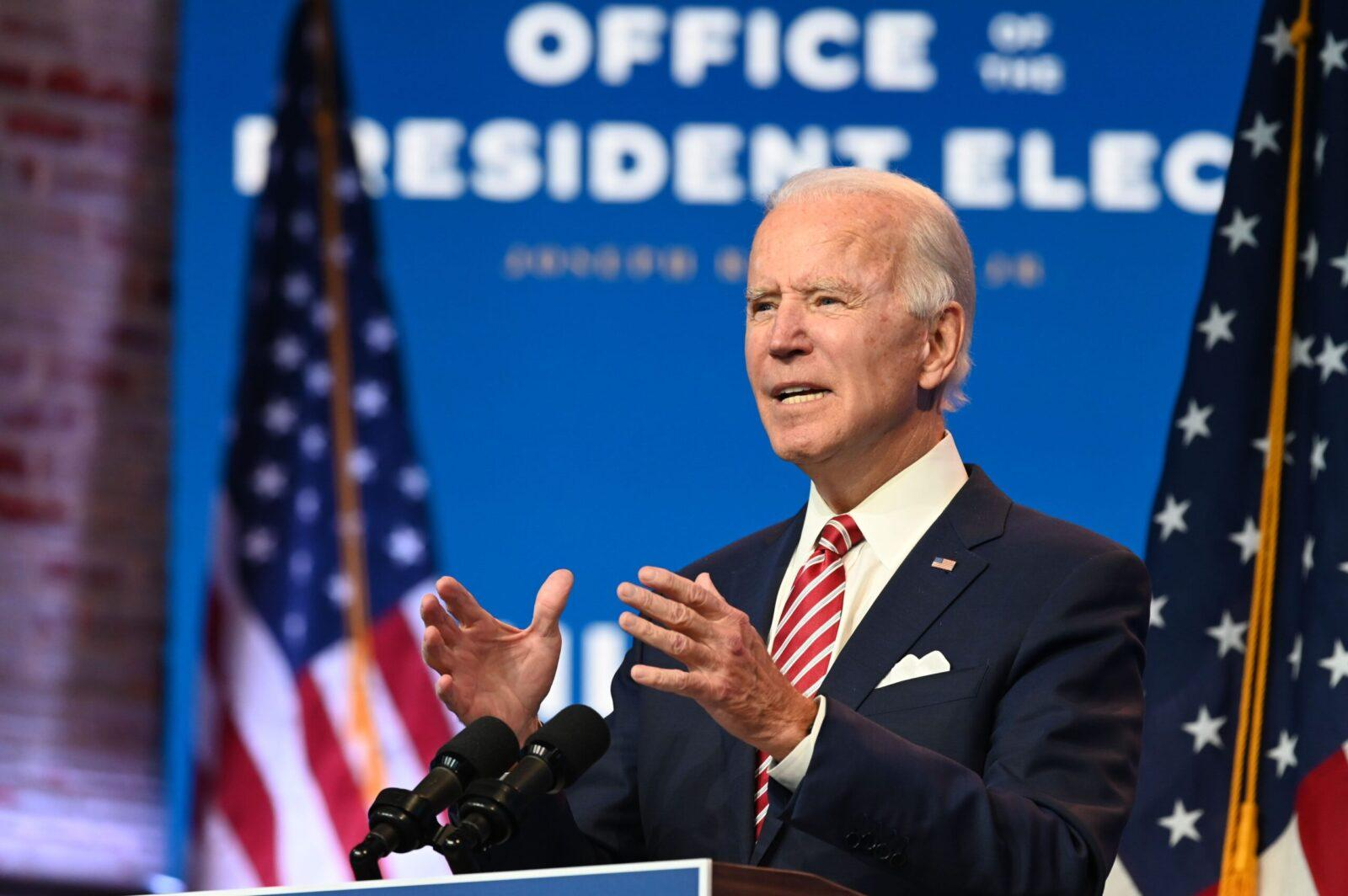 Biden will announce first Cabinet picks on Tuesday, chief of staff says