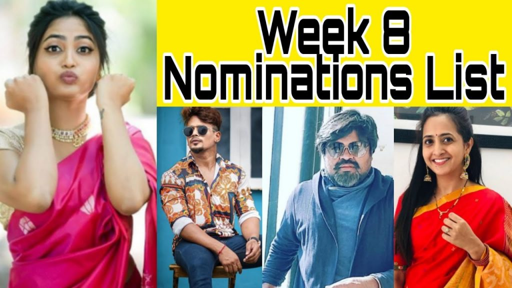Bigg Boss 4 Telugu Vote Week 8 Nomination: Six housemates nominated for 8th Week Elimination, Who will get voted out? – Crossover 99