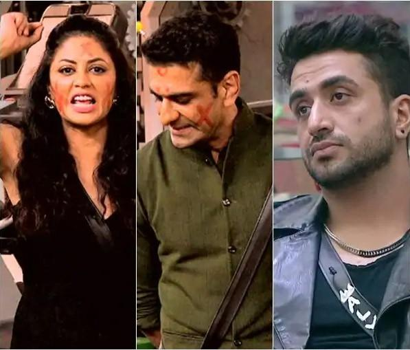 Captain Kavita Kaushik Saves Eijaz Khan And Nominates Aly Goni For Elimination?