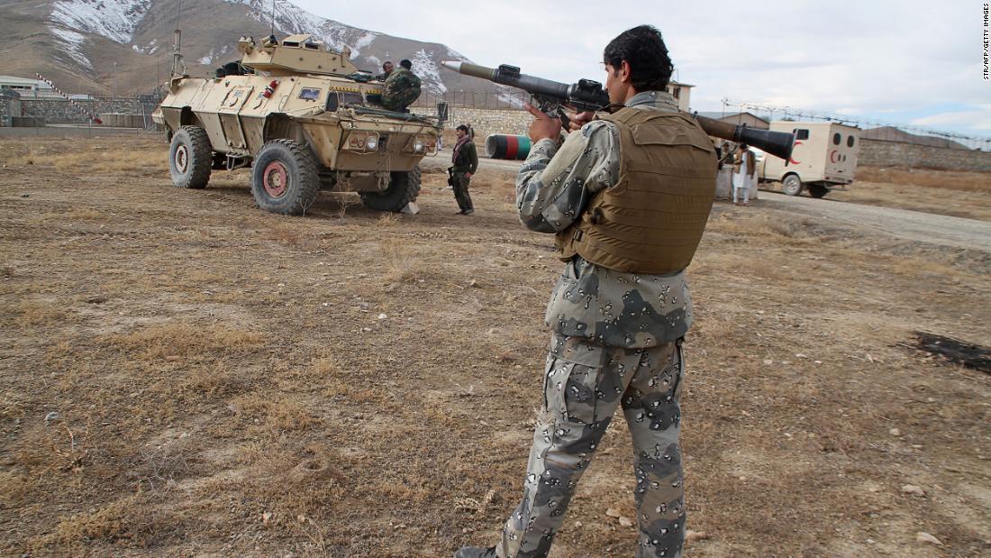 Car bomb kills at least 40 Afghan soldiers