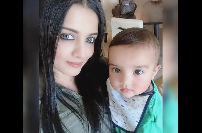 Celina Jaitly: We went through immense heartache with one baby in NICU and funeral arrangements for his twin