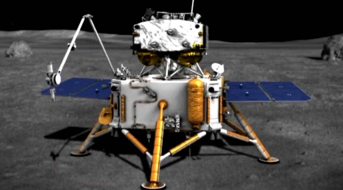 China to launch moon probe, seeking first lunar rock retrieval since 1970s