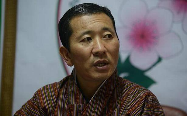 China's media show new Bhutan border village built in disputed territory