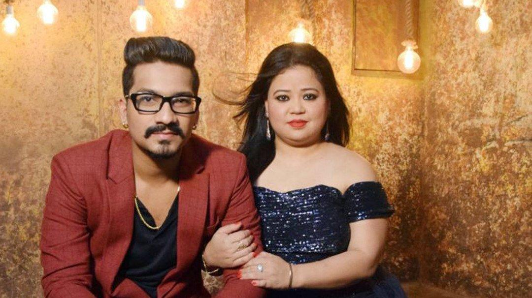 Comedian Bharti Singh arrested for possession and consumption of Ganja