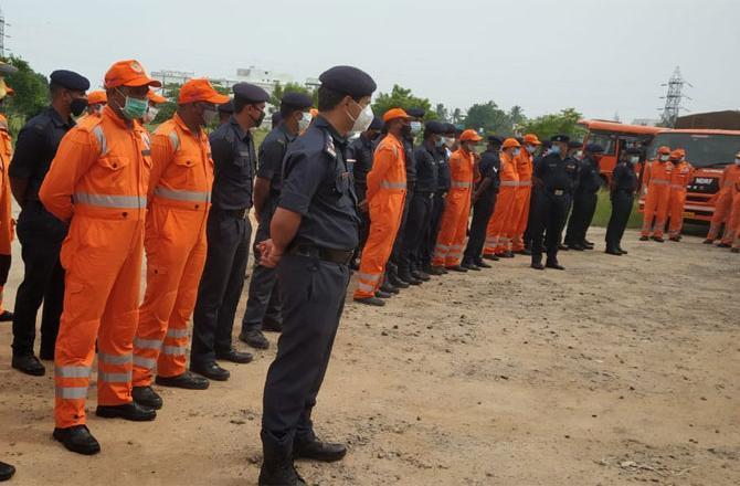 Cyclone Nivar: NDRF deploys 25 teams for rescue operations in Tamil Nadu, Puducherry