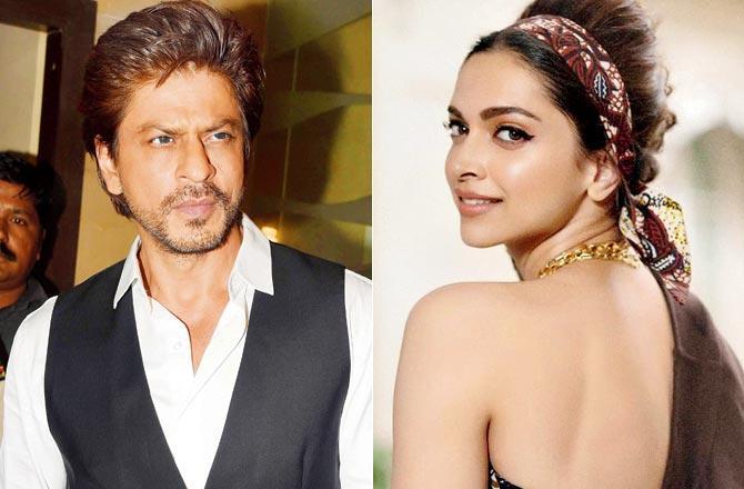 Deepika Padukone begins shooting for Pathan with Shah Rukh Khan
