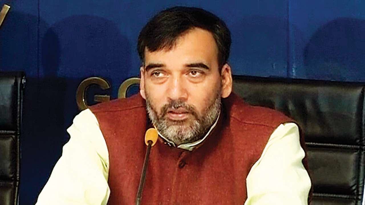 Delhi Environment Minister Gopal Rai tests positive for COVID-19; third minister in Kejriwal govt to get infected