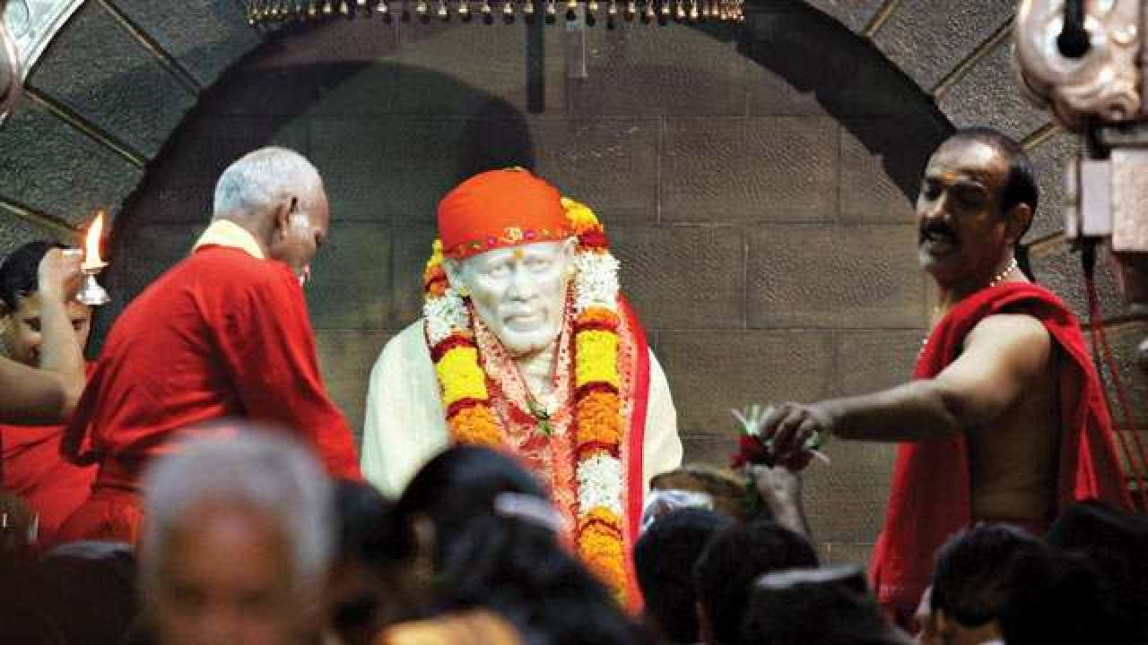 Devotees donate nearly Rs 3 crore to Sai Baba Temple in Shirdi within 10 days