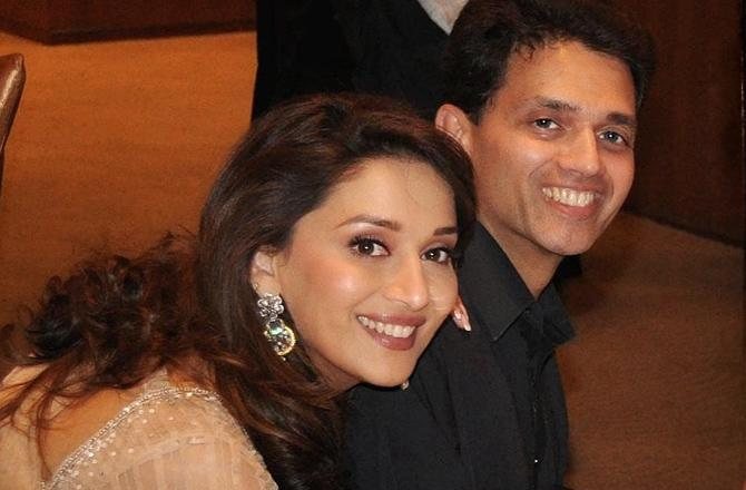 Diwali 2020: Madhuri Dixit shares adorable throwback picture with brother on Bhai Dooj