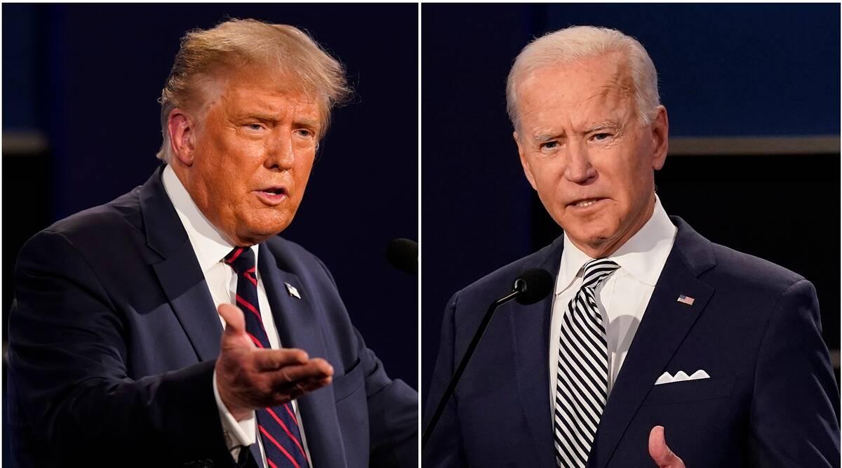 Donald Trump refuses to accept Joe Biden's win as transition proceeds