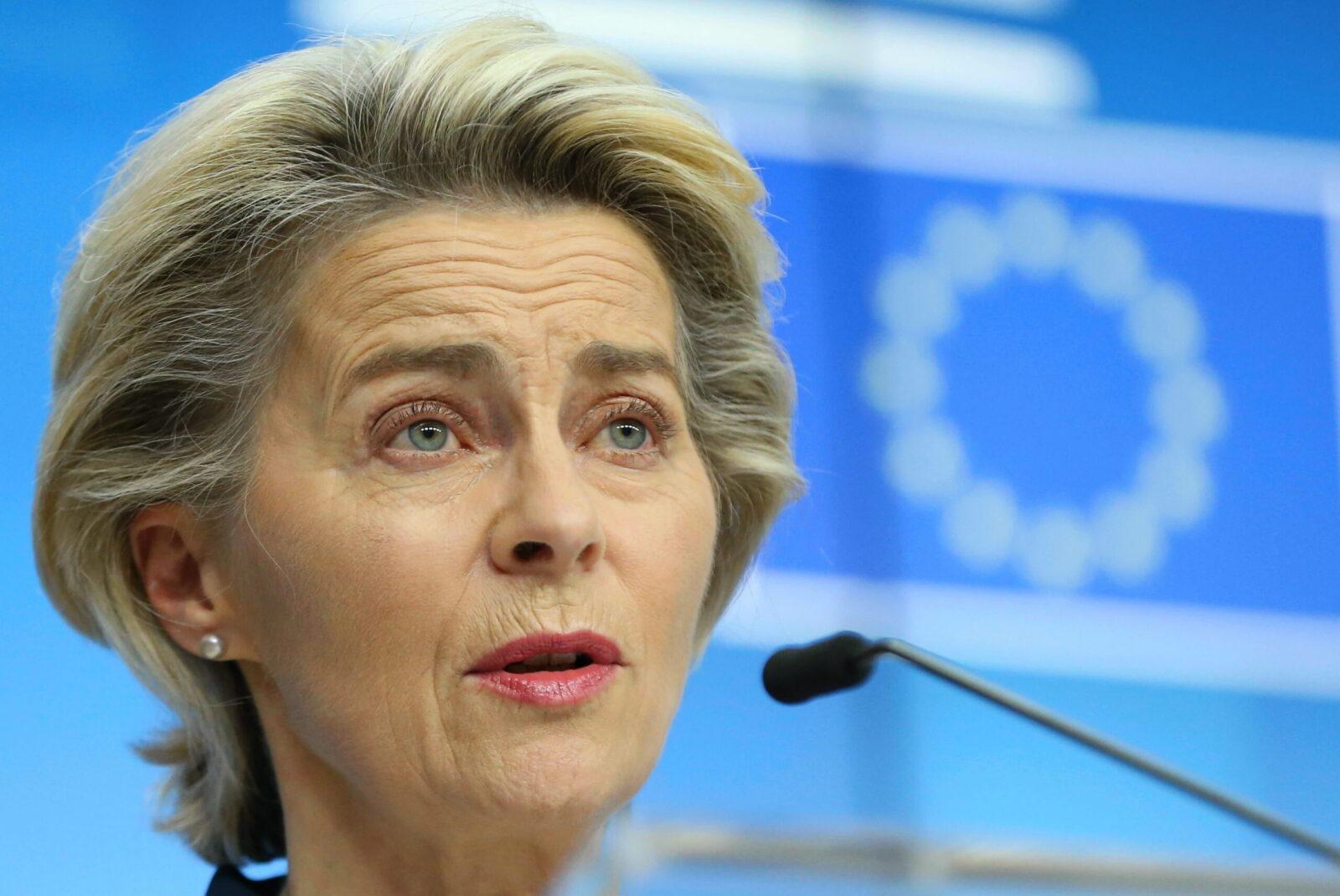 EU chief urges gradual lifting of coronavirus lockdowns, warns of a third wave