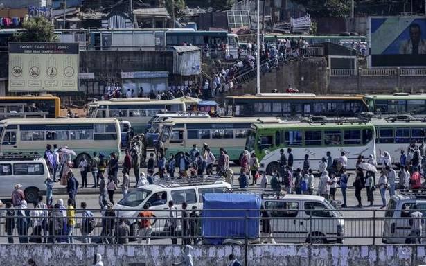 Ethiopia pushes toward Tigray capital, rebuffs African mediation
