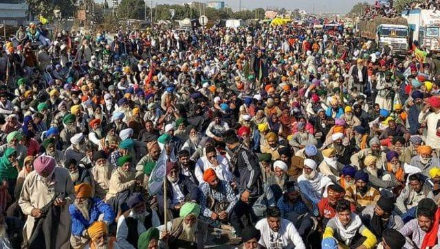 Farmers' protest: Prepared for 'decisive battle', say agitators as stir continues for fifth day – India News , Firstpost