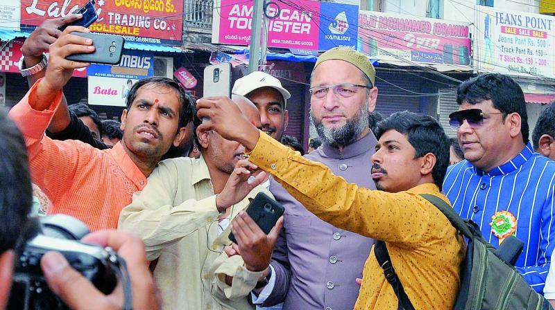 GHMC polls: Sailing easier for AIMIM, BJP, TRS in 50 Old City seats
