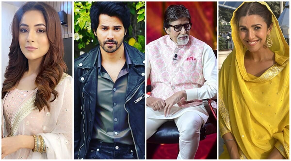 Gurupurab 2020: Shehnaaz Gill, Amitabh Bachchan, Varun Dhawan and others wish fans