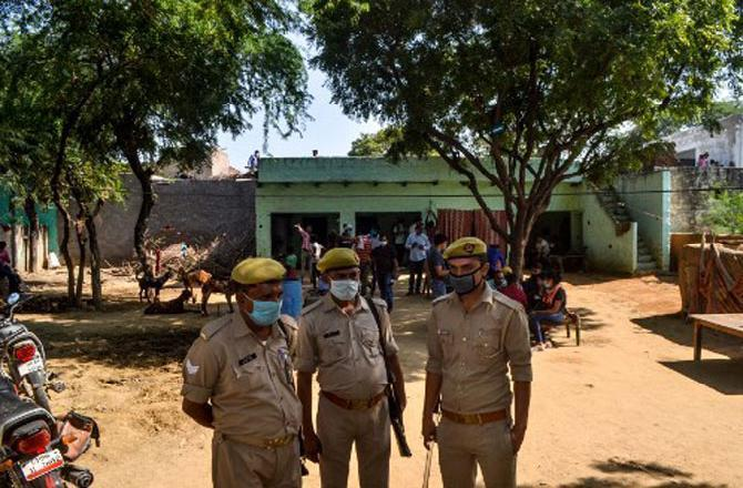 Hathras accused to undergo polygraph test, brain mapping: Report