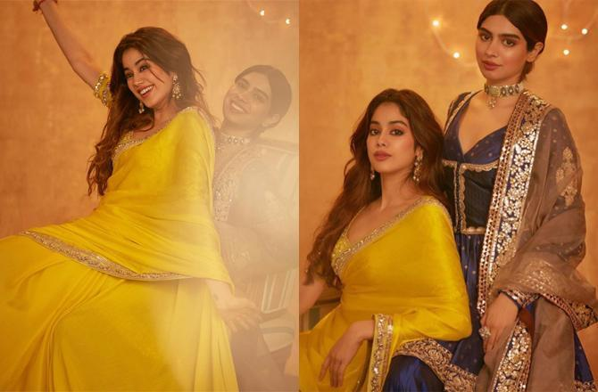 Janhvi Kapoor says the day she does not annoy Khushi are days that are incomplete