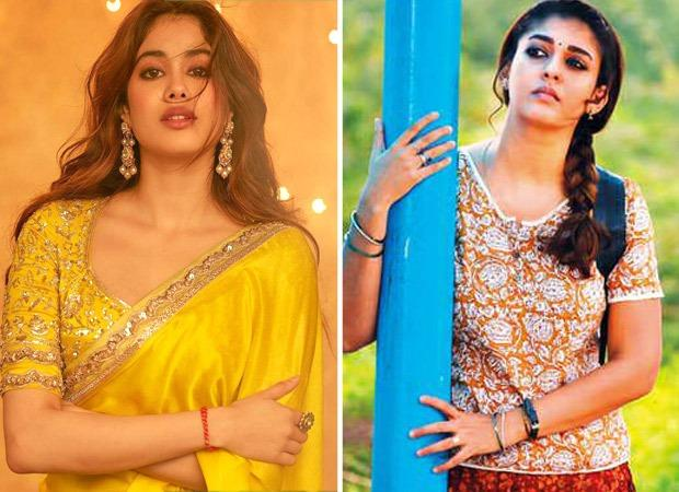 Janhvi Kapoor to kick off remake of Nayanthara starrer Kolamavu Kokila on January 9, 2021 : Bollywood News – Bollywood Hungama