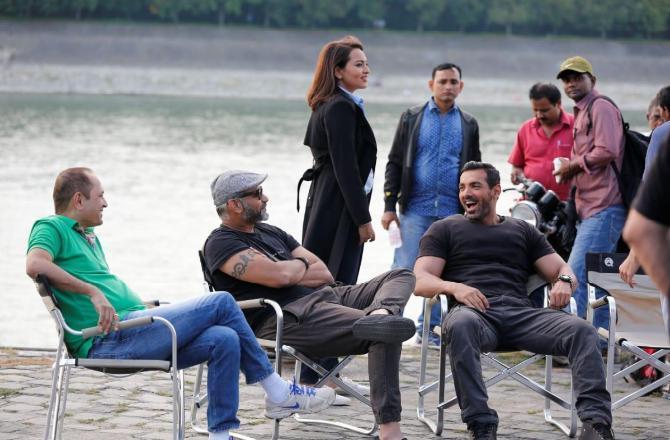 John Abraham-Sonakshi Sinha's Force 2 completes 4 years: Producer Vipul Amrutlal Shah shares sweet memories