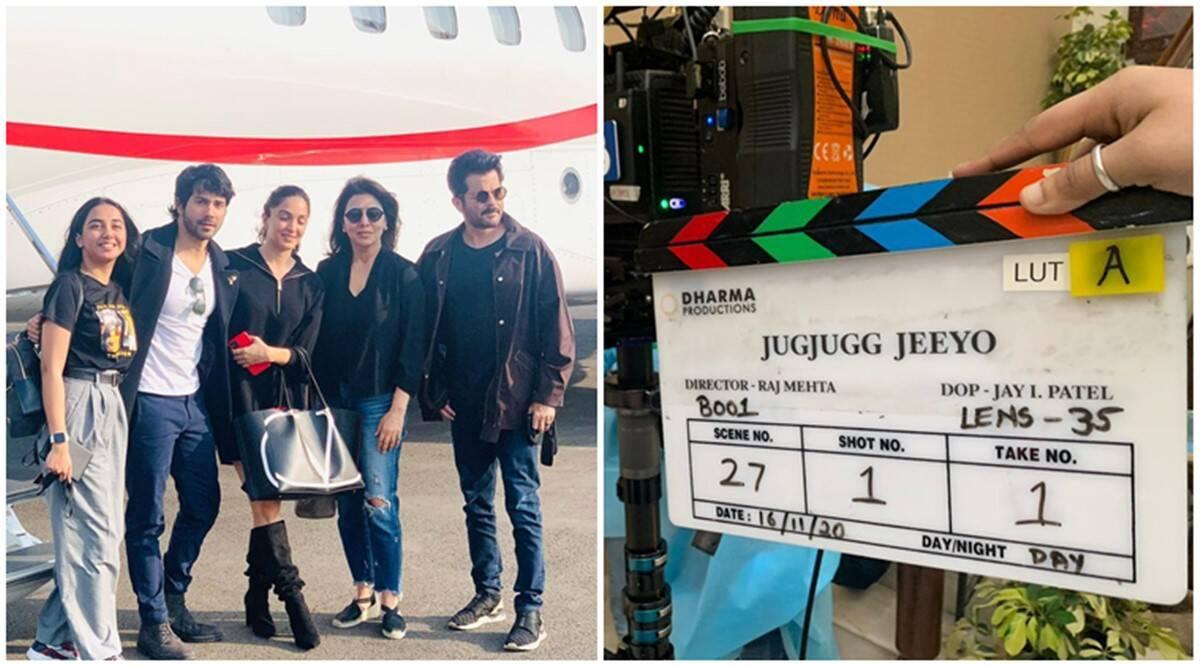 Jug Jugg Jeeyo goes on the floors, Neetu Kapoor says she is 'feeling a little scared'
