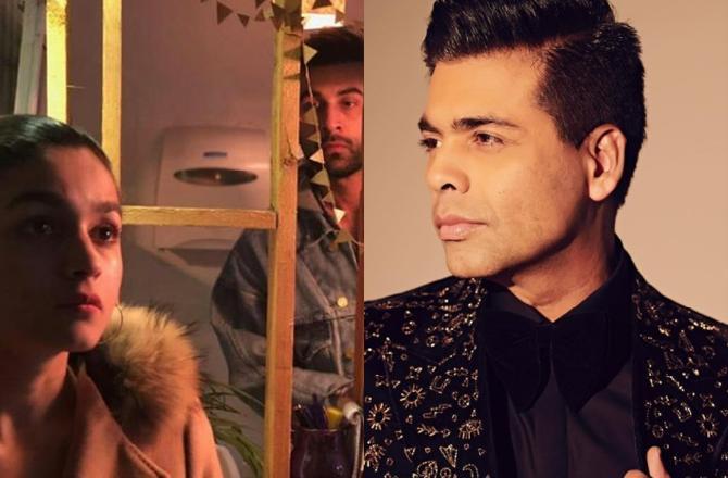 Karan Johar refuses to release Ranbir Kapoor and Alia Bhatt's Brahmastra directly on OTT?
