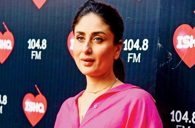 Kareena Kapoor Khan will read an extract from an award winning essay