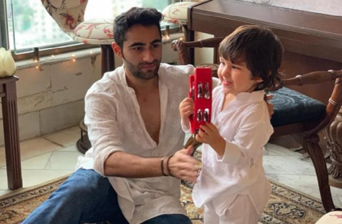 Kareena Kapoor Khan wishes her 'golden hearted boy' Armaan Jain on his birthday with a heartfelt post