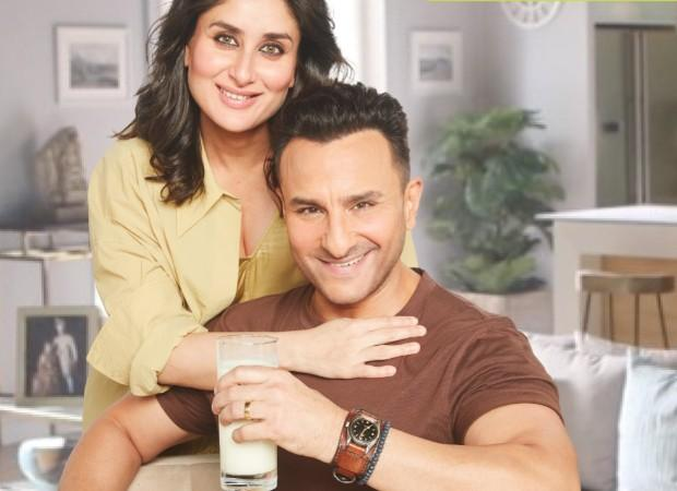 Kareena Kapoor and Saif Ali Khan reveal their secret of being 'andar se fit' with Naturamore by Netsurf Network : Bollywood News – Bollywood Hungama